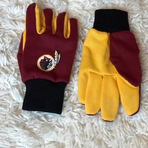 Accessories - UNISEX REDSKINS GLOVES